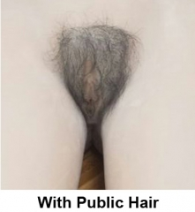 With Public Hair