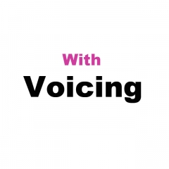 With Voicing